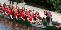 Wyvern RFC Dragon Boat 2013
