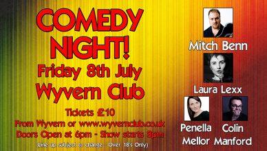 2016-07-08 Comedy Night - Landscape 850x450